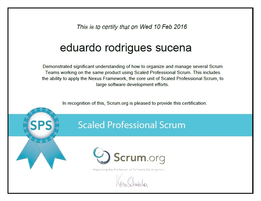 How to pass Scaled Professional Scrum (SPS) certification?